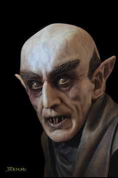 Nosferatu.  The makeup job is awesome!
