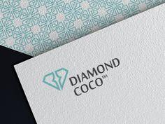 || Diamond Coco :: by Paulius Kairevičius :: via dribbble