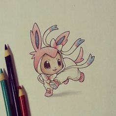 Photo by itsbirdy - eevee as sylveon