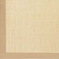 Natural Sassy Sisal Rugs: wheat 5x8 SKU: XN6003 0508NA SoL