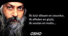 anlamlı sözler osho