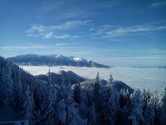 """(FOTO) Zăpadă mare în Poiana Brașov. """"Pohta ce- am pohtit eu!....Sa fim servus!"""". Vezi aici foto: - Români Buni"""