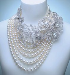 Mikimoto-White-Bouquet-collier-parel