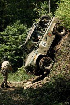 // LRCH Extreme Team Trophy 19 okt. | Land Rover Club Holland