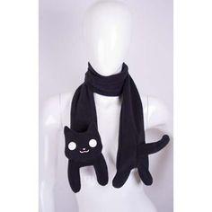 Long Cat / Tacgnol Scarf
