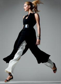Kate Upton by Steven Meisel for Vogue US November 2012