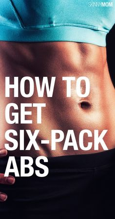 Get rock hard abs with this workout!