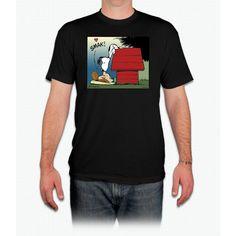 Snoopy Kiss - Men T-Shirt