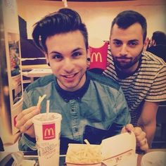 Alessio e Riccardo