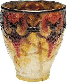 vases gallé Emile GALLE (1846-1904) est sans doute l'artiste le plus célèbre et le plus représentatif de l'école de Nancy Art Nouveau de la fin du 19ème siècle