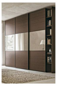 Bedroom Furniture Design, Home Room Design, Bedroom Cupboard Designs, Bedroom Closet Design, Modern Bedroom Interior, Modern Cupboard Design, Wardrobe Door Designs, Bedroom Door Design, Interior Design Bedroom