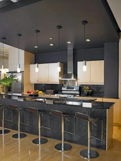 Transitional Kitchens : Designers' Portfolio 2591 : Home & Garden Television