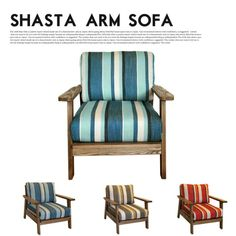 Outdoor Chairs, Outdoor Furniture, Outdoor Decor, Sofa, Home Decor, Products, Settee, Decoration Home, Room Decor