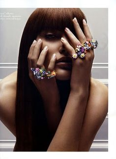 Dreamer.Lover.Creator: Jewelry Editorial Study - The Unconventional