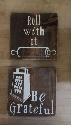 Wooden kitchen Sign/ kitchen decor/ be by WondersbyWood on Etsy
