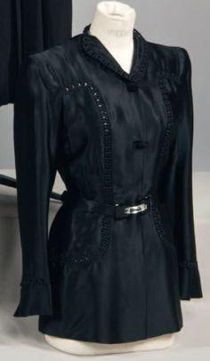 Nina Ricci   Haute couture, circa 1935