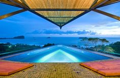 Villa Punto de Vista in Manuel Antonio, Costa Rica