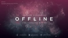 25 Best Twitch Graphic Ideas Images Banner Banners Drawings