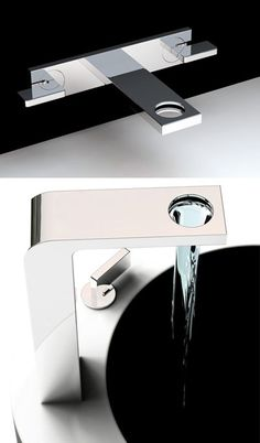 One Of The Coooooolest Faucets Iu0027ve Ever Seen! Modern SinkBathroom ...