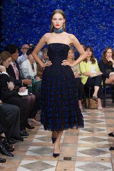 Dior - París Alta Costura Otoño Invierno 2012-2013