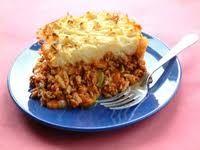 Aduki Bean Shepherd's Pie (winter recipe)