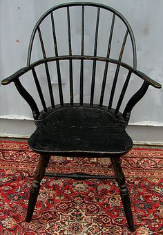 Orderly Antique Mission Oak Rocking Chair Antiques Gustav Stickley Rocker Arts And Crafts Punctual Timing