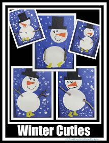 RainbowsWithinReach: Winter RoundUP: Snowmen, Snowflake, Penguin Fun