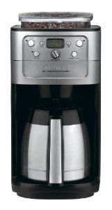 Cuisinart DGB-900BC Grind & Brew Ther...  Order at http://www.amazon.com/Cuisinart-DGB-900BC-Automatic-Coffeemaker-Stainless/dp/B000T9XPHC/ref=zg_bs_289742_65?tag=bestmacros-20