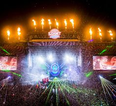 Sziget festival,Budapest Hungary  | Winner of the best european major festival award