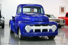 1952 ford pickup project | Stock # 1408