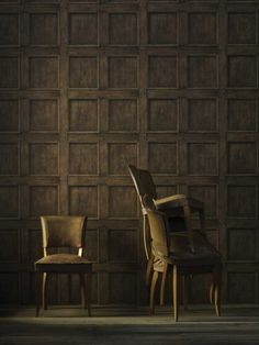 Regent Wallpaper Oak Panel effect wallpaper.- just what I've been looking for ...but 69lbs for ???