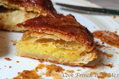 Cook French with Me : Galette des Rois or King's Cake