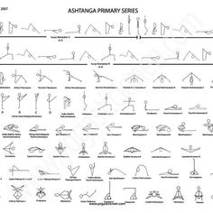 Related image Yoga Sequences, Yoga Poses, Yoga Stick Figures, Ashtanga Yoga Primary Series, Asana, Positivity, Personal Fitness, Motivation, Reading