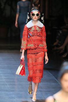 Milan Fashion Week 2015: Dolce & Gabbana