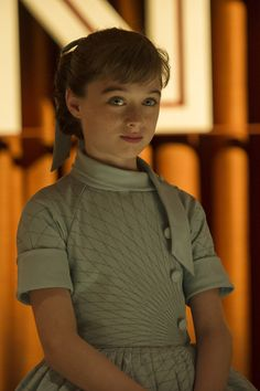 "Raffey Cassidy Plays ""Athena"" in #Tomorrowland 