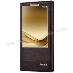 Huawei Mate 8 Yeni Pencereli Kılıf Kahverengi -  - Price : TL29.90. Buy now at http://www.teleplus.com.tr/index.php/huawei-mate-8-yeni-pencereli-kilif-kahverengi.html