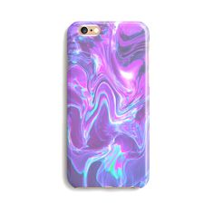 Purple Haze iPhone Case - Izzy California   - 2