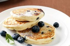 # DIY pancakes faciles, rapides & végétariens .. mmmmh ...