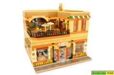 Antonio's Pizza-rama by BrickBuilder7622
