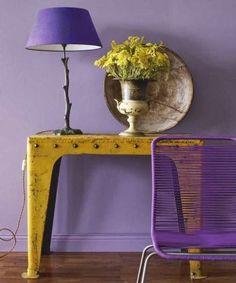 Decor Salteado - Blog de Decoração | Arquitetura | Construção | Paisagismo: Orquídea Radiante – a cor de 2014! Veja decorações neste tom!