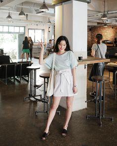#Dahong style2017 #summerlook #DaIn