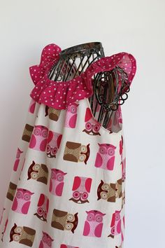 Girl. Inspired. {sewing, crafts, party inspiration}: hoot, hoot, so cute