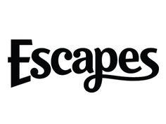 Escapes – Rob Clarke Typography