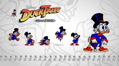 DuckTales Remastered Characters - Album on Imgur