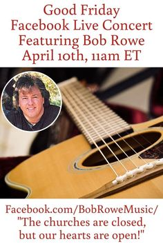 This is the professional page of Singer/songwriter Bob Rowe who's long career has produced over 23 albums, numerous awards,. Lent Prayers, Catholic Prayers, Catholic News, Catholic Saints, Friday Music, Year Of Mercy, April 10th, Prayer And Fasting, Music Do