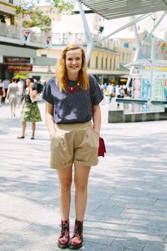 Snapping Brisbane's style on the street: http://bmag.com.au/style-wellbeing/fashion-news/2014/02/24/snapped-street/