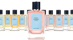 Picking up the scent: Prada launches 10 strong 'Prada Olfactories' collection