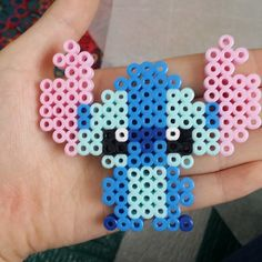 Stitch perler beads by artm_1214