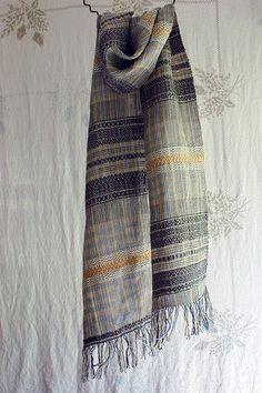 morning fog scarf | Flickr - Photo Sharing!