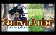 Steve Onotera aka Samuraiguitarist Films Himself Playing Bourée in E Minor In a Year Long Time Lapse Video